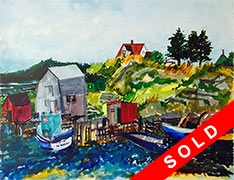 Link to Nova Scotia Gallery of Watercolours