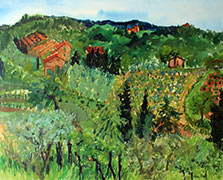 Orchards - Greve in Chianti