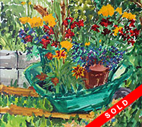 Link to the Gardens Gallery of Watercolours