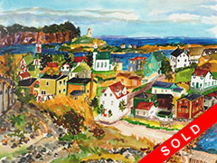 Link to Newfoundland Gallery of Watercolours